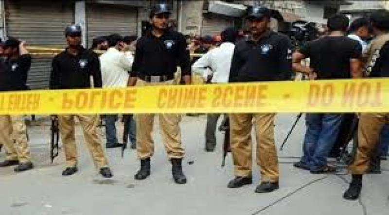 Unidentified men opened fire at SHO's car