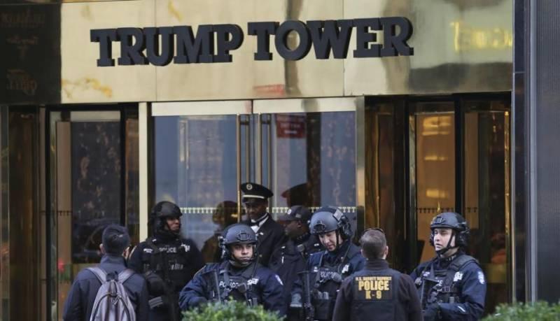 Secret Service laptop having Trump's info stolen in New York