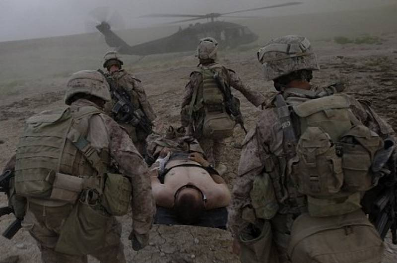 """An """"insider attack"""" in Afghanistan wounds 3 US soldiers"""