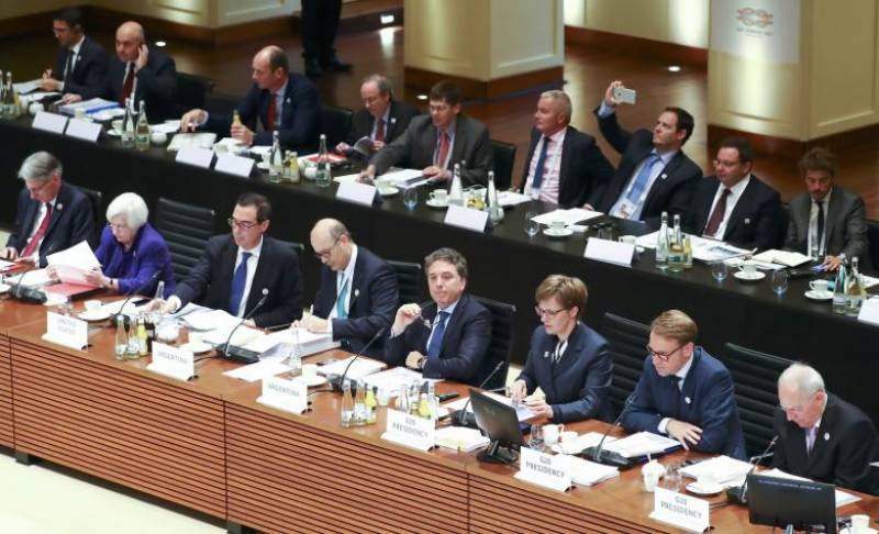 G20 pledges to jointly fight bank hacking