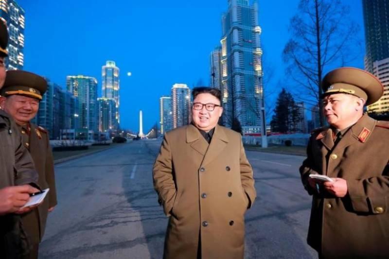 High-thrust engine test is 'new birth' of rocket industry: North Korea