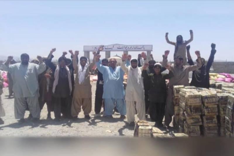 Pak-Afghan border closure hits kinnow exports