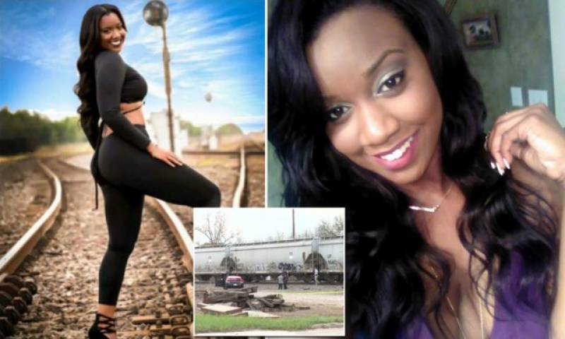 Pregnant model dies during railway track photo shoot