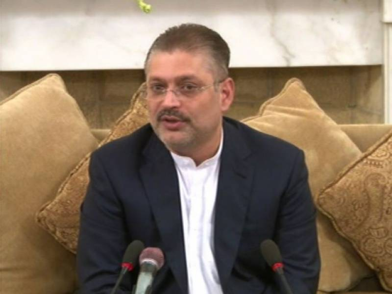 Sharjeel Memon released after short detention