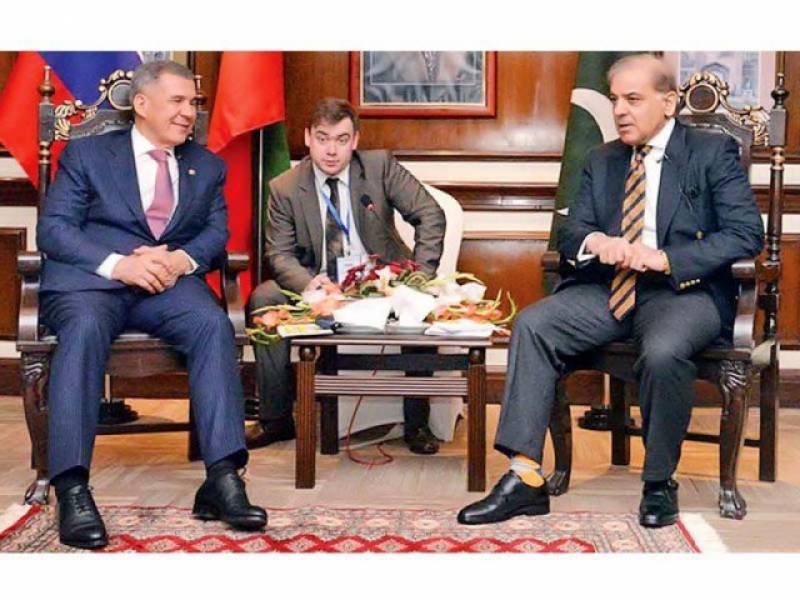 Pakistan, Tatarstan agree to boost business ties