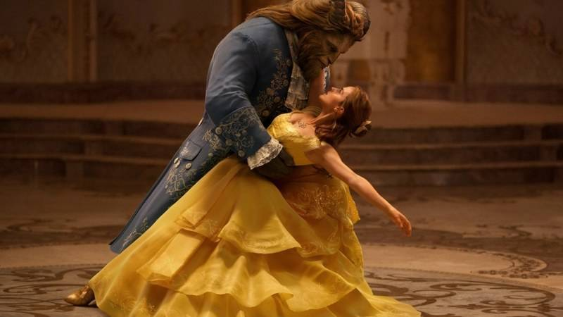 """Beauty and the Beast"" take the world by 170 Mn Opening record"