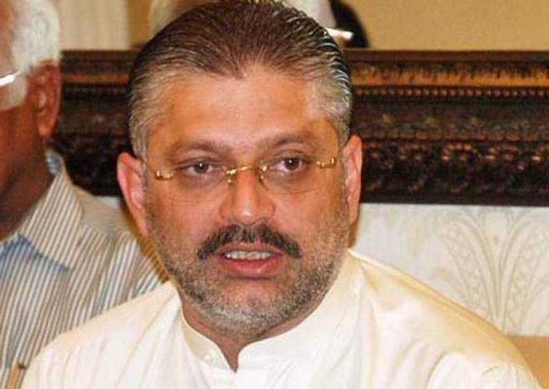 Court grants protective bail to Sharjeel Memon