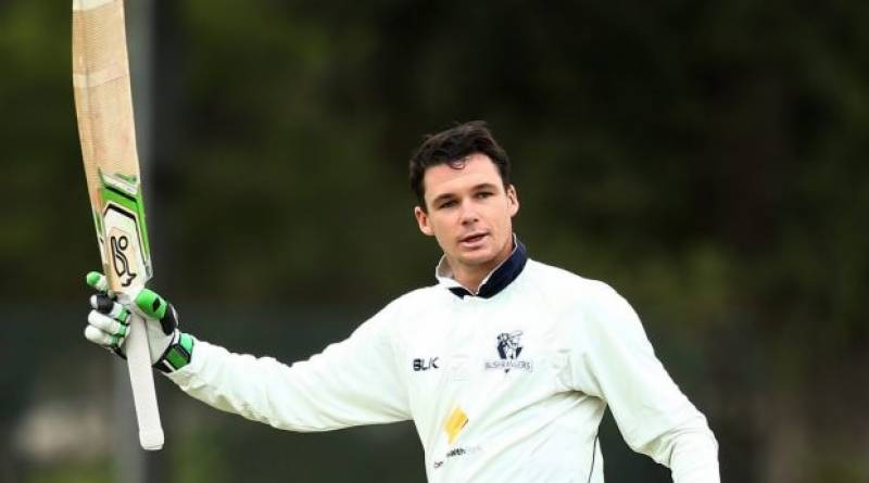 Handscomb, Marsh holds on to help Australia draw 3rd Test against India