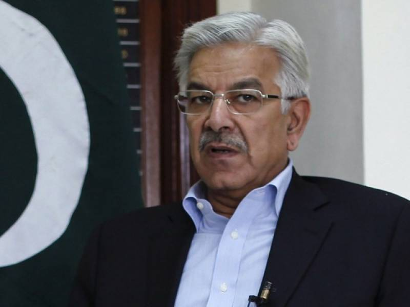 NA-110 poll rigging: SC rejects PTI's review petition against Khawaja Asif