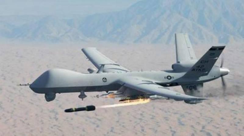 Terrorist behind GHQ, Sri Lankan team attacks killed in US drone strike