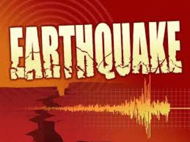 Earthquake jolted Islamabad, surrounding areas