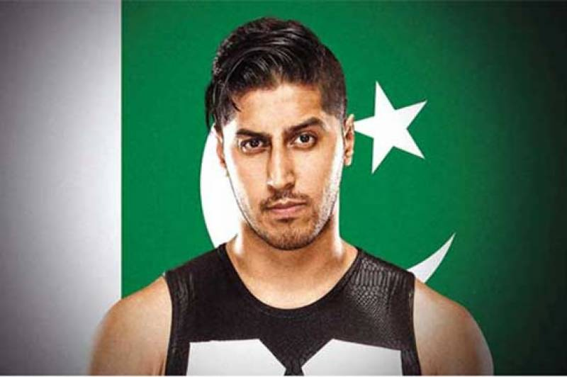 International wrestlers in Pakistan following foreign cricketers