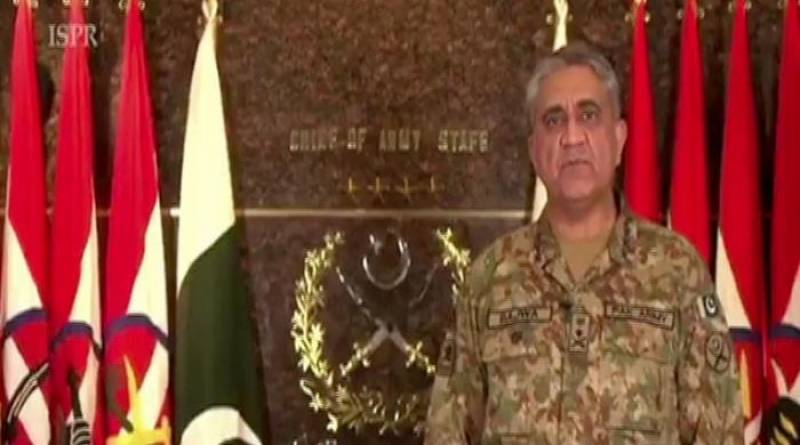 We need to reiterate our efforts to eliminate terrorism: COAS Bajwa