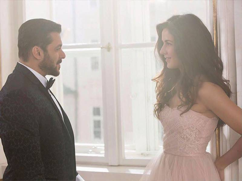 Salman with Katrina 'back together' again