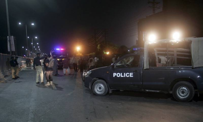 36 suspects arrested in Peshawar operation