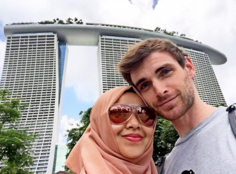 Man travels through 60 countries to find his soul mate