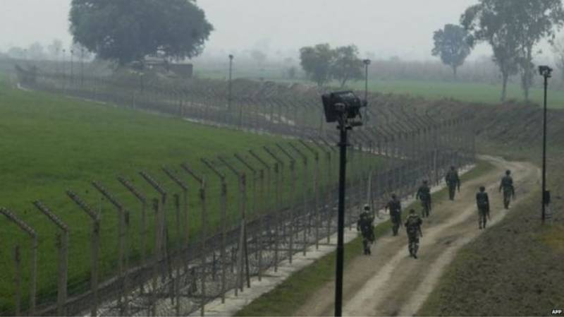 Fencing of Afghanistan border started by Pakistan
