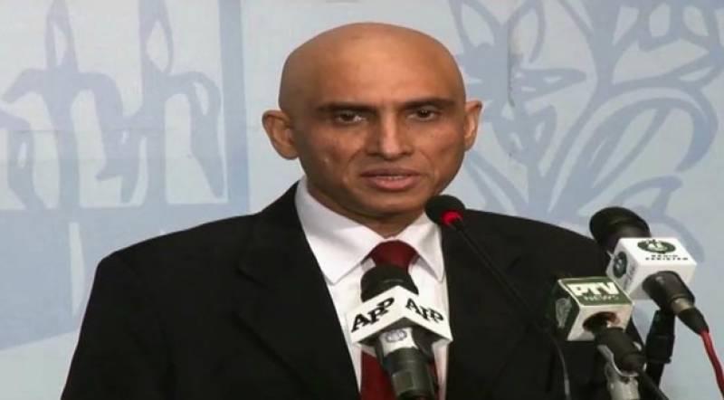 Pakistan China ties won't deter Pak-Us ties: envoy