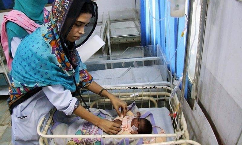 Waterborne diseases, malnutrition claims lives of six more infants