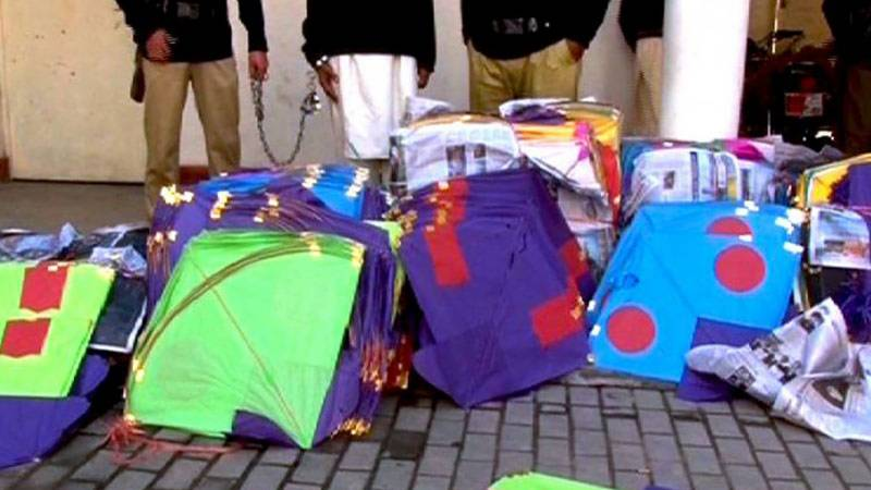 35 kite flyers arrested in Crackdown