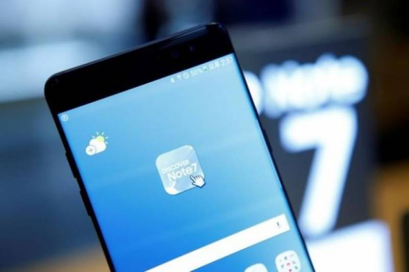 Refurbished versions of Galaxy Note 7s are on sale again