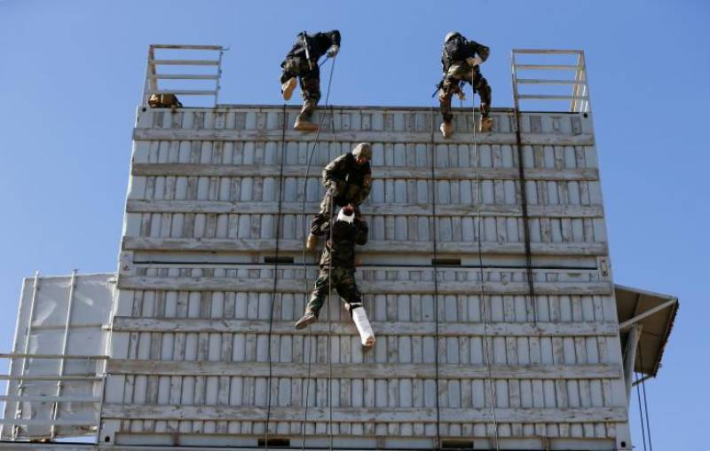 Afghanistan plans to increase Special Forces as threats grow