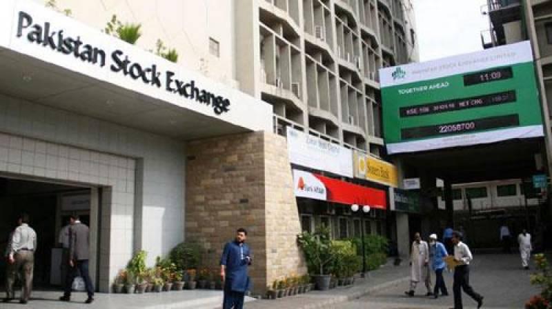 Bearish trend prevails at PSX,KSE-100 Index sheds 148pts