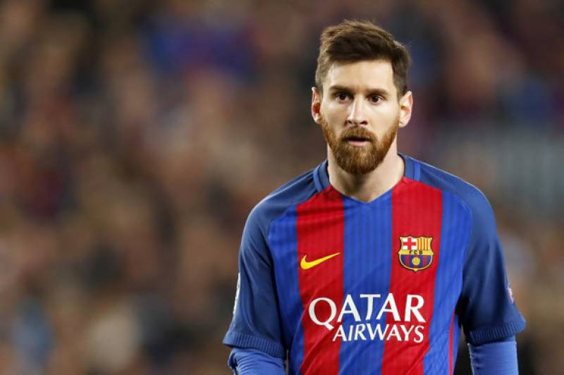 Football legend Lionel Messi suspended by FIFA for next four games