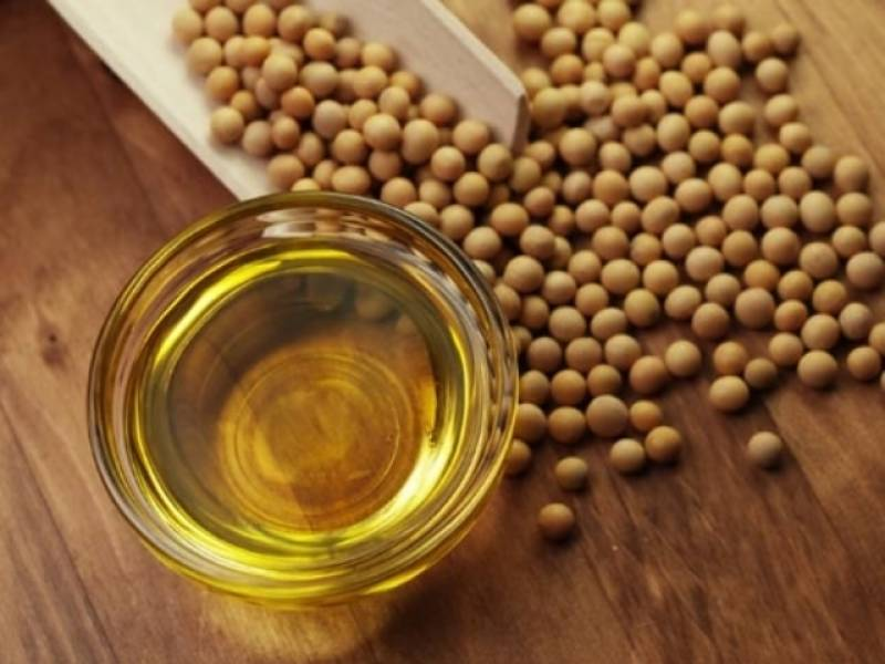 Soybean oil import reduces by 58pc during 8-month