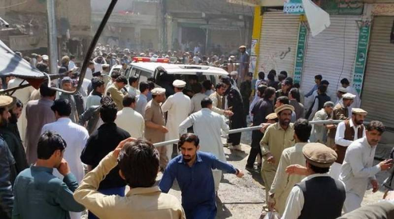 22 killed, over 90 injured in Parachinar blast