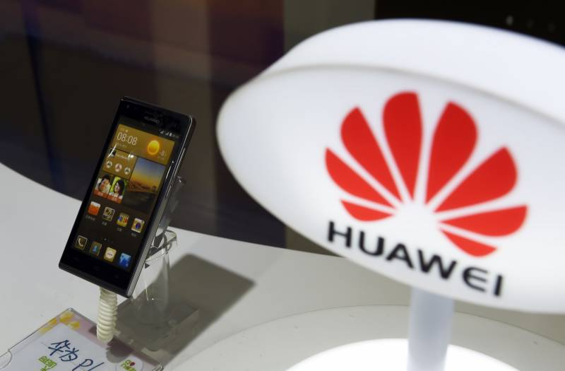Huawei faces slowest annual growth: China's reports