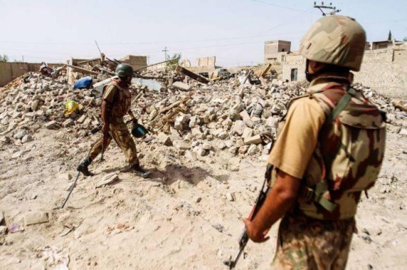 TTP key commander, accomplice killed in South Waziristan