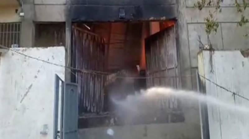 Karachi: Fire erupts in factory of Export Processing Zone