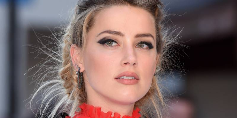 Amber Heard to sue producer for exploitation
