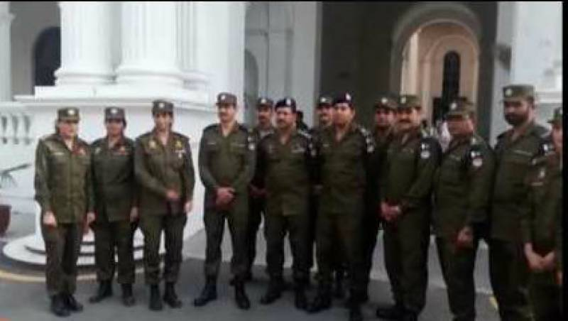 Punjab police to perform duty in olive green uniform from Monday