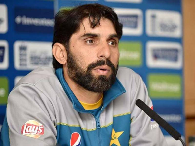 Pak-India series inevitable to revive cricket: Misbah