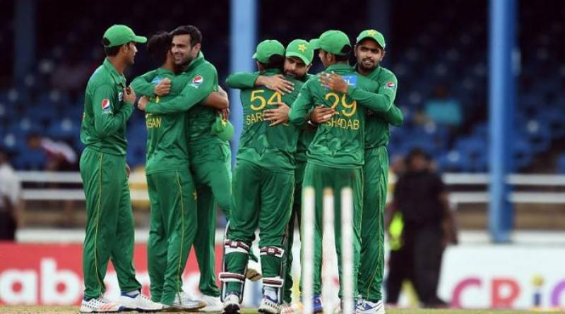 Pakistan climb to 4th place in ICC T20I rankings