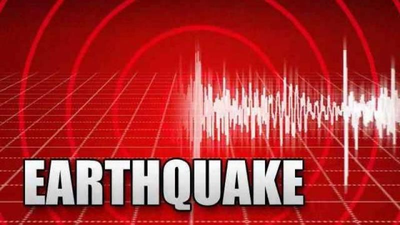 5 magnitude earthquake jolts parts of KPK