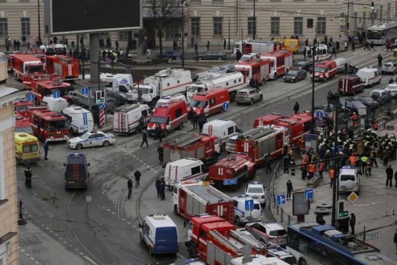 Central Asian suspect involved in Russian blast: Kazakhstan