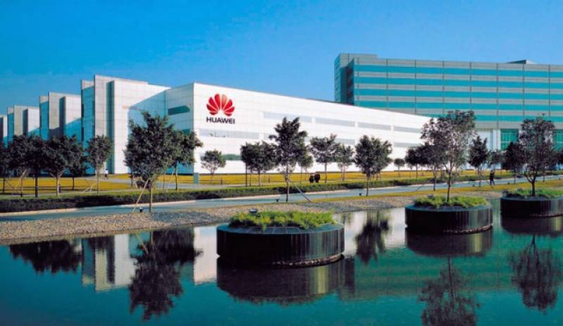 Huawei reports solid growth in 2016