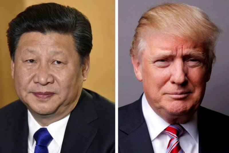 Trump, Xi Jinping' to hold first meeting this week