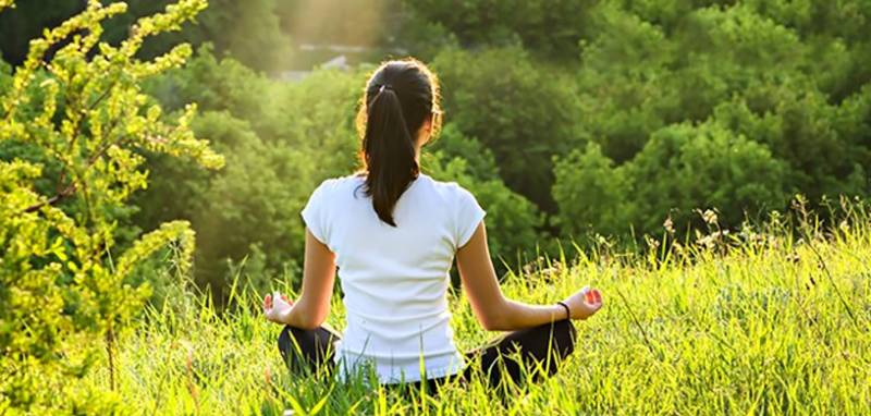 Deep breathing may keep us calm: report