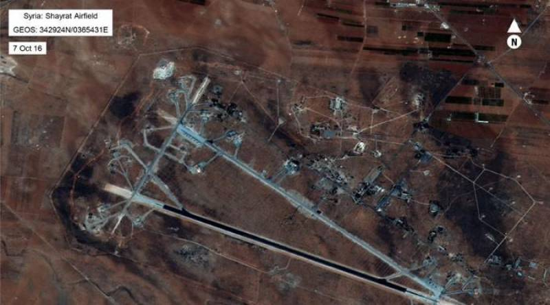 Syria opposition appreciates US strike, calls for more action