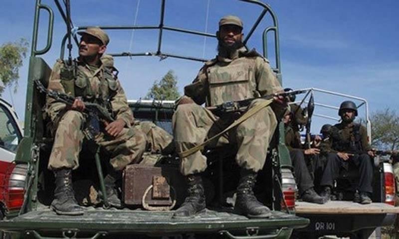 Security forces foil major terror bid in Balochistan