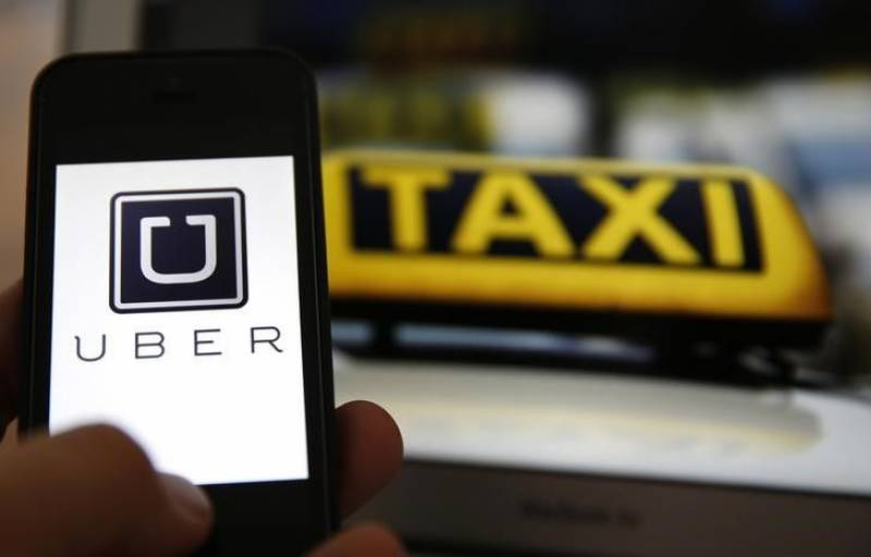 Uber apps provisionally banned