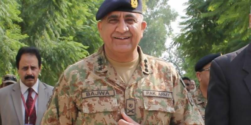 COAS Bajwa visits CSC, vows to complete census at all costs