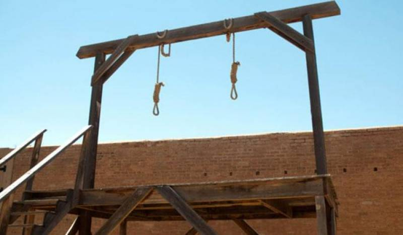 2 hardcore terrorists hanged in Sahiwal prison