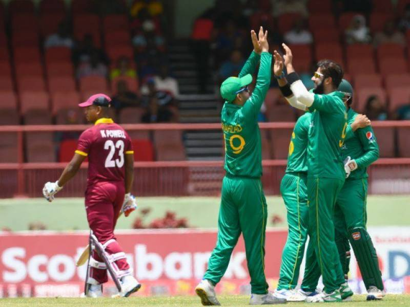Final ODI: Greenshirts defeat West Indies by 6 wickets