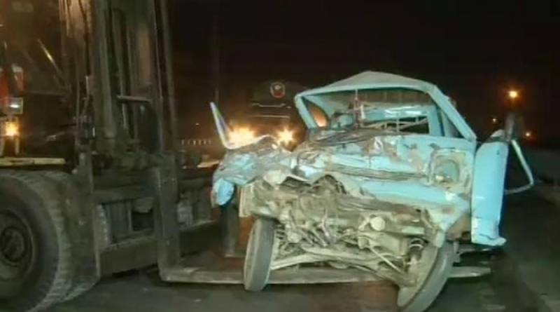 Karachi: Five killed in road accident