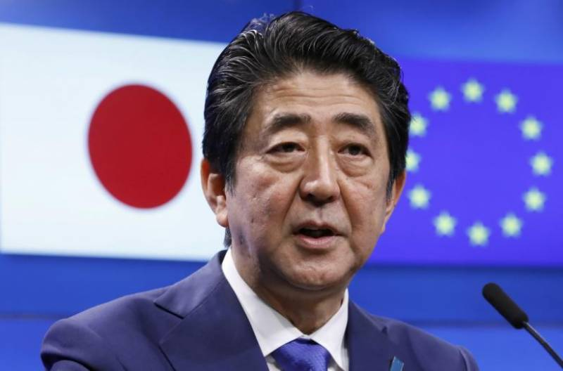 Japan PM says North Korea may be capable of sarin-tipped missiles
